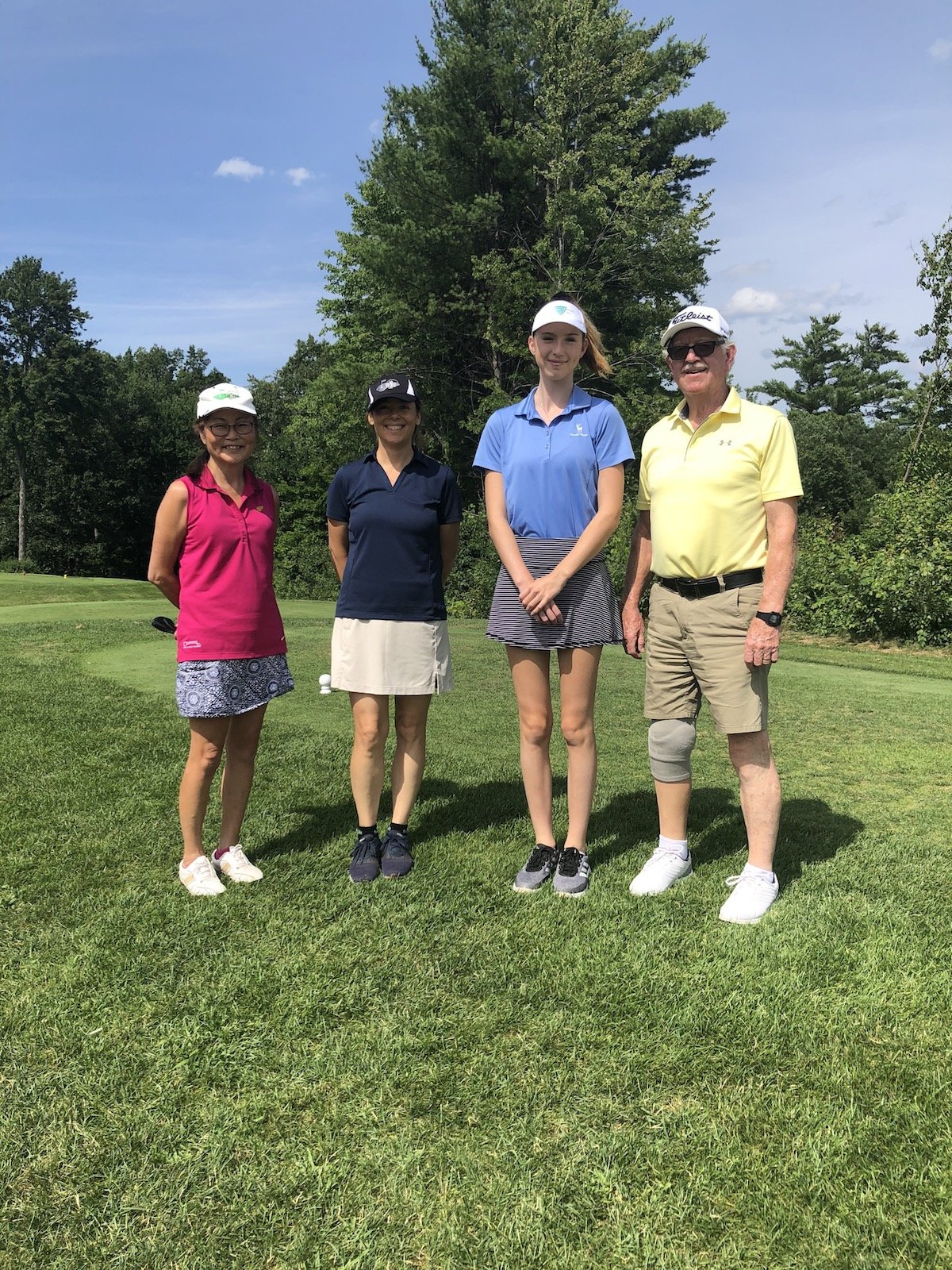 Saturday Scramble Golf League Y4W7