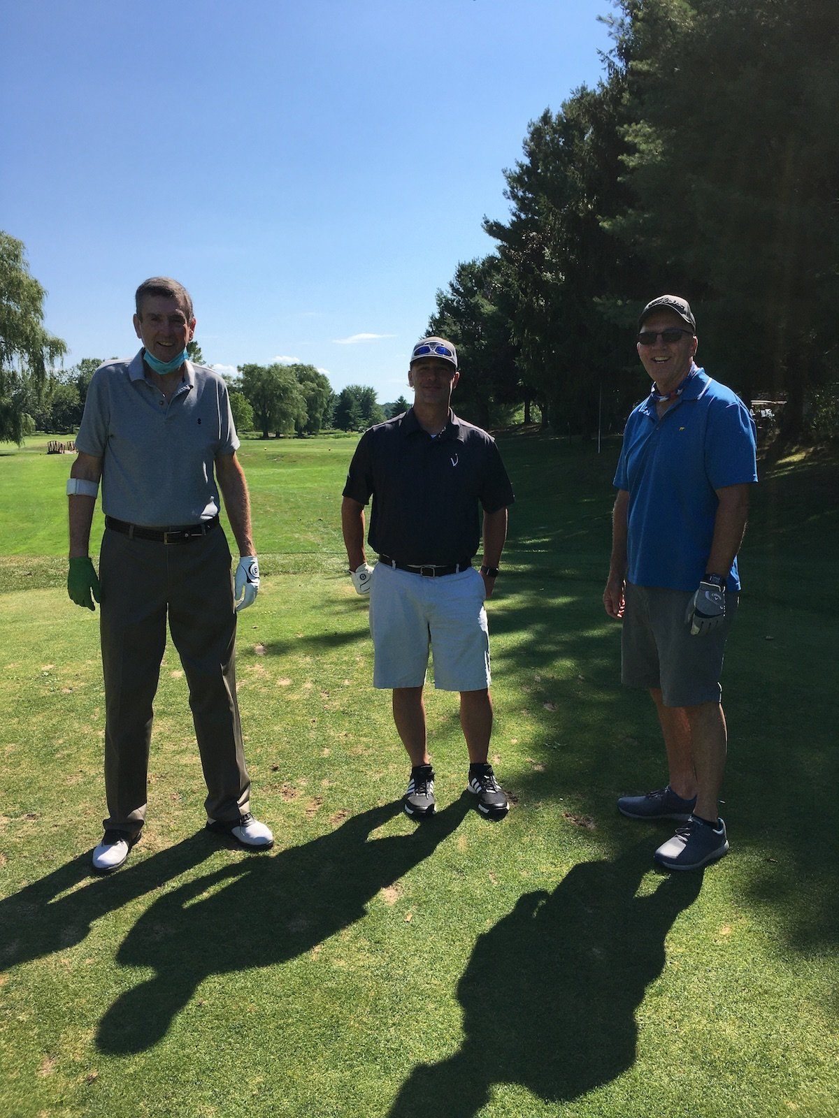 Saturday Scramble Golf League Y4W9