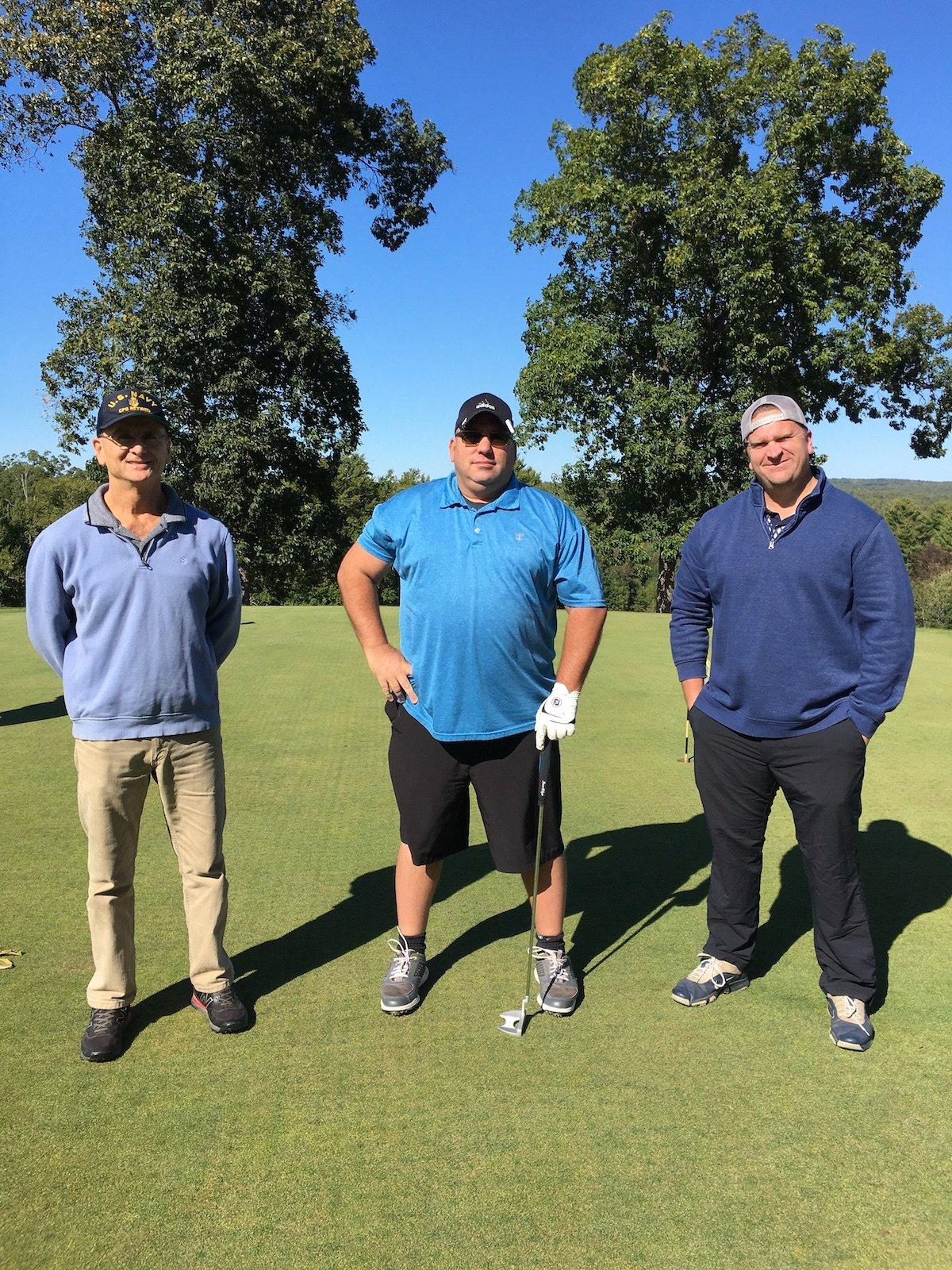 Saturday Scramble Golf League Y4W14
