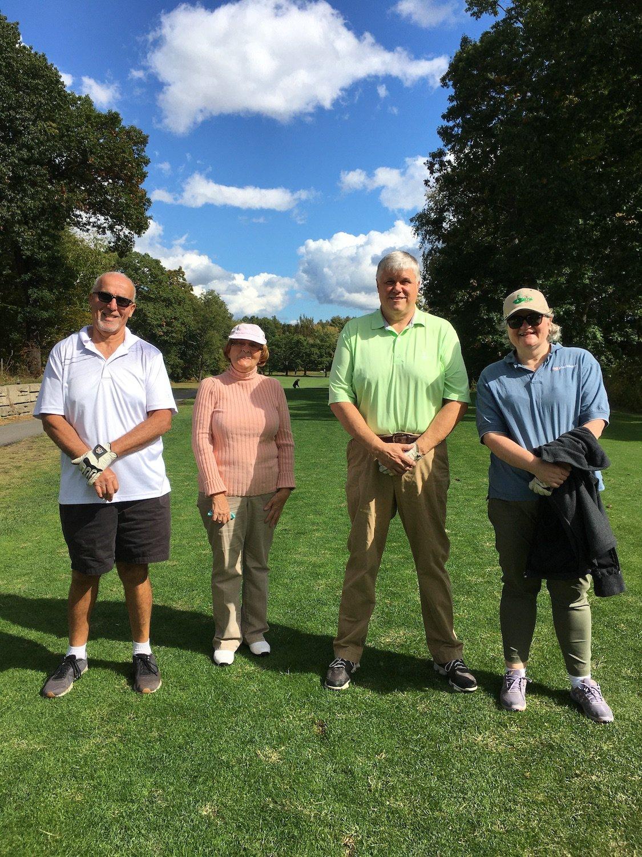 Saturday Scramble Golf League Y4W16
