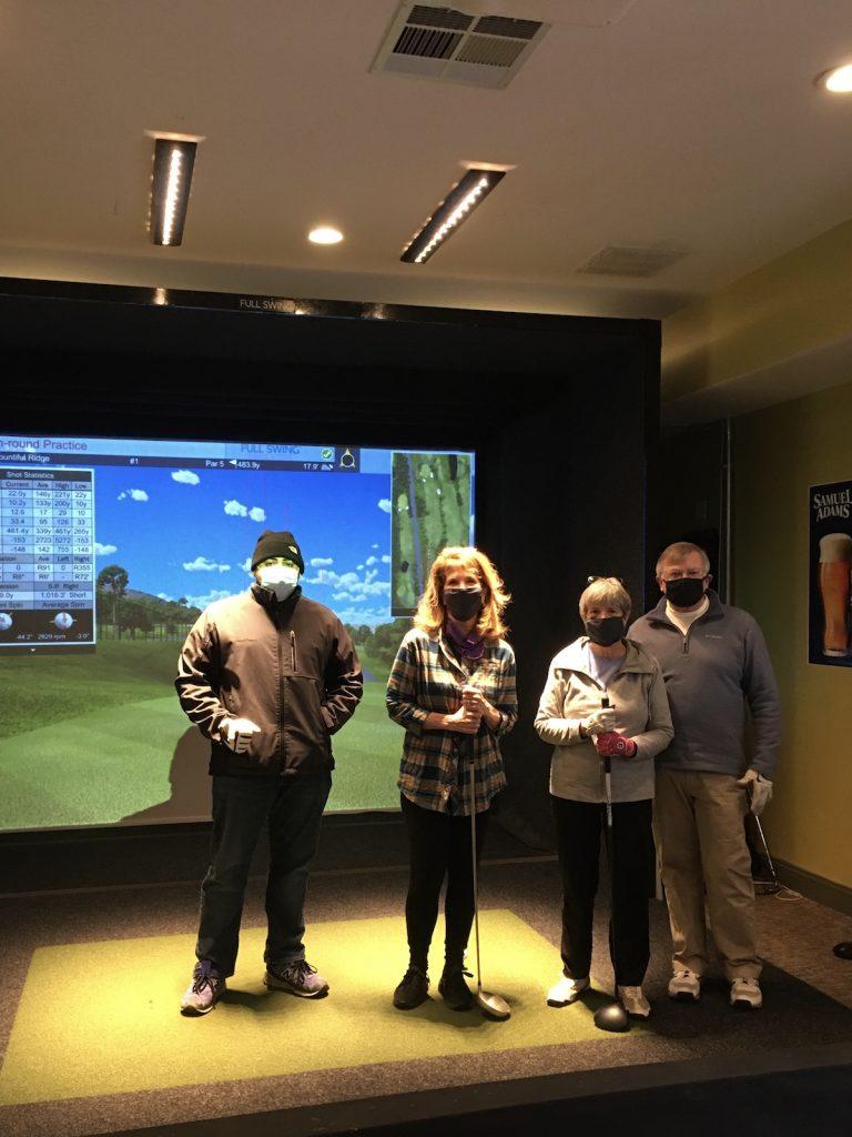 Fall Indoor Simulator League Y1W1