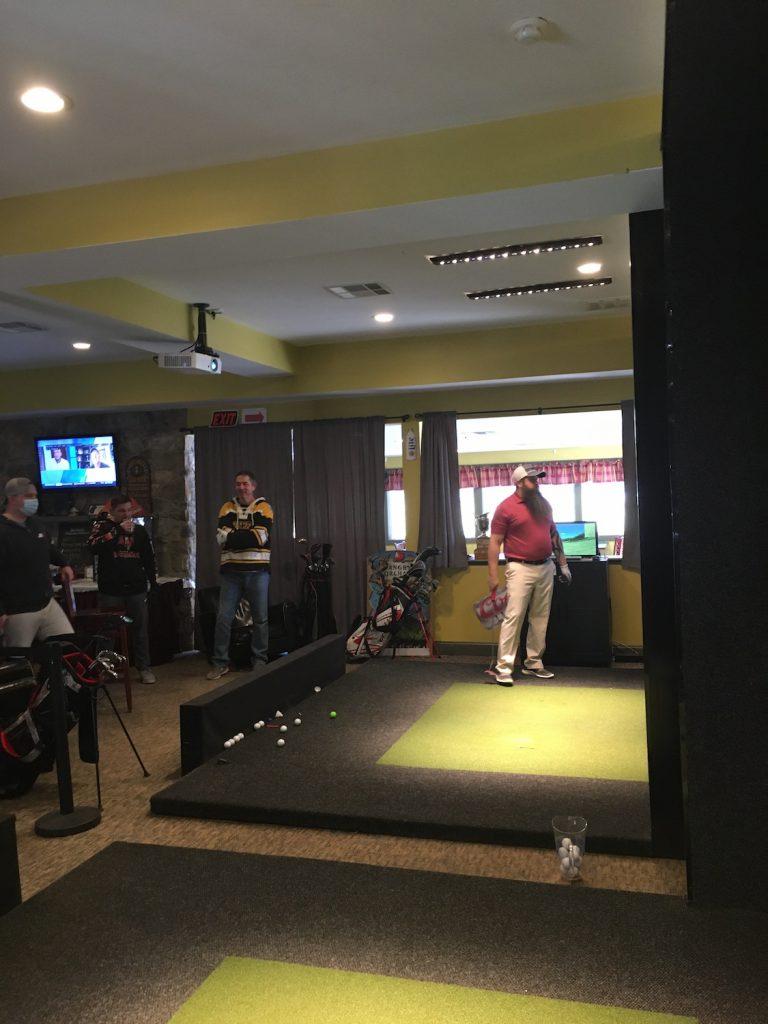 Winter Indoor Simulator League Y4W2
