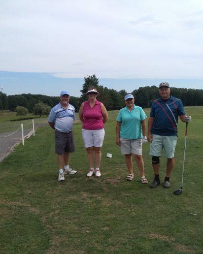 Monadnock Scramble Golf League Y1W6