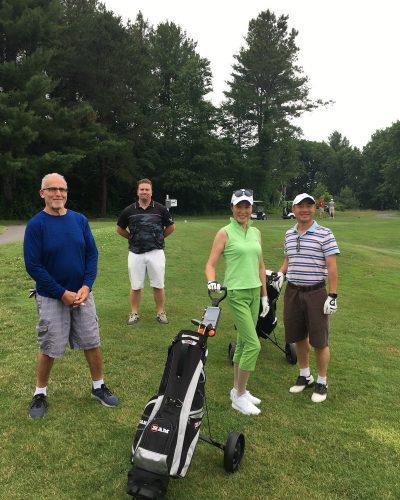 Saturday Scramble Golf League y4w4