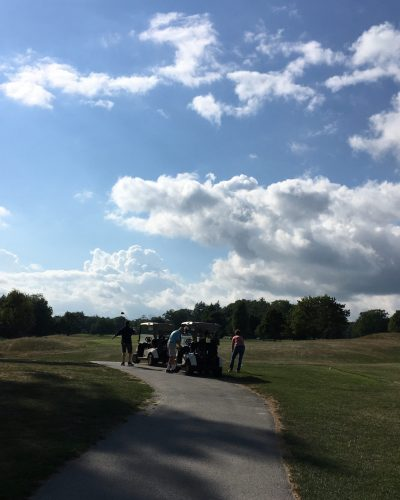 Saturday Scramble Golf League Y4W10