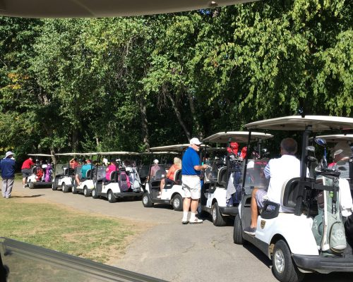 Saturday Scramble Golf League Y4W12