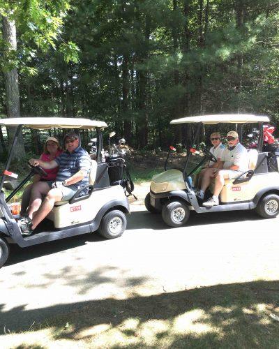 Saturday Scramble Golf League pic 4